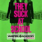 Vampire Academy Movie Poster (2014) 27 x 40 inches d/s double-sided