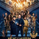 Night at the Museum Movie Poster (2014) Robin Williams (free shipping)