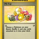 Pokemon Mr. Fuji (Jungle) #58/62 Unlimited edition near mint card Common (Trainer)