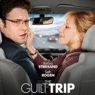 The Guilt Trip Advance Promotional Movie poster (2012) Seth Rogen Barbra Streisand