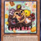 Yugioh Madolche Chickolates (JOTL-EN099) 1st edition near mint card Common