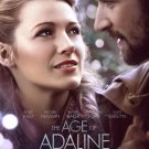 The Age of Adaline Advance Promotional Movie Poster (2015) Blake Lively