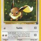 Pokemon Eevee (Team Rocket) Unlimited Edition #55/82 near mint card Common