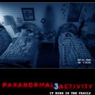 Paranormal Activity 3 Advance Promotional Movie Poster (2011)