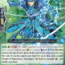 Cardfight! Vanguard Knight of Transcience, Maredream G-BT02/040EN near mint card Rare