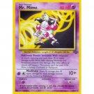 Pokemon Mr. Mime (Jungle) #22/64 Unlimited Edition near mint card Non Rare Holo