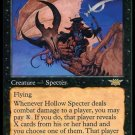 MTG Hollow Specter (Legions) near mint card Rare