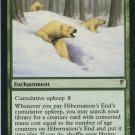 MTG Hibernation's End (Coldsnap) near mint card Rare