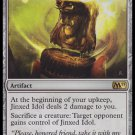 MTG Jinxed Idol (M11) near mint card Rare