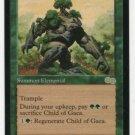 MTG Child of Gaea (Urza's Saga) near mint card Rare