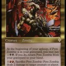 MTG Pyre Zombie (Apocalypse) Near Mint Cards Rare