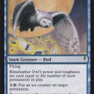 MTG Rimefeather Owl (Coldsnap) near mint card Rare