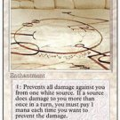 MTG Circle of Protection White (Revised) played card