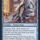MTG Ninja of the Deep Hours (Betrayers of Kamigawa) near mint card