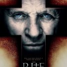 The Rite Advance Promotional Lobby Movie Poster Anthony Hopkins FREE SHIPPING
