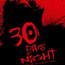 30 Days of Night Advance Promotional Mini Movie poster FREE SHIPPING