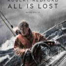 All Is Lost Advance Promotional Movie Poster Robert Redford (2013)