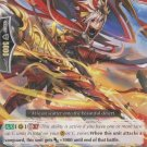Cardfight! Vanguard Dragon Knight, Jabad - G-BT01/068EN near mint card Common