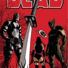 Deadpool Dead Poster New Rolled X-Force Marvel 24 X 36