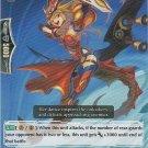 Cardfight! Vanguard Dragon Dancer Lourdes (BT03/077EN) near mint card Common