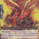 Cardfight! Vanguard Volcano Gale Dragon (G-BT03/074EN) near mint card Common