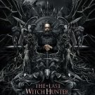 The Last Witchhunter Movie Poster (2015) B Vin Diesel FREE SHIPPING