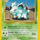 Pokemon Nidorina (Jungle) #40/64 near mint card Uncommon