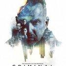 CRIMINAL MOVIE POSTER Kevin Costner Gary Oldman 27 x 40 inches Gal Gadot 2016