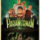 Paranorman Promotional Mini Movie poster (free shipping)