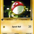 Pokemon Voltorb (Team Rocket) 1st Edition #69/82 near mint card Common