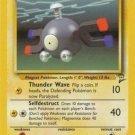 Pokemon Magnemite (Base Set 2) #79/130 near mint card Common