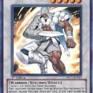 Yugioh Scarred Warrior (PRC1-EN013) 1st edition near mint card Super Rare Holo