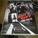 Sin City A Dame to Kill For Movie POSTER 27 x 40 inches w/ Mickey Rourke & Jessica Alba d/s