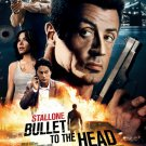 Bullet to the Head Advance Promotional Movie Poster Sylvester Stallone (2013)
