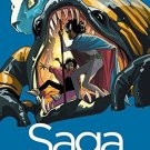 Saga Vol 4 Trade Paperback Graphic Novel TP GN Fiona Staples Brian K. Vaughn