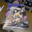 WONDER WOMAN TRINITY POSTER DC COMICS 24 x 36