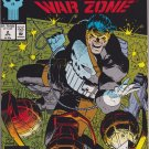 Punisher War Zone #2 (1992 Series) near mint comics