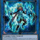 Yugioh Auram the World Chalice Blademaster (COTD-EN049) 1st edition near mint cards Super Rare Holo