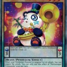 Yugioh Performapal Trumpanda (COTD-EN095) 1st edition near mint card Common