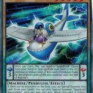x3 Yugioh Speedroid Passinglider (COTD-EN098) 1st edition near mint card Common FREE SHIPPING