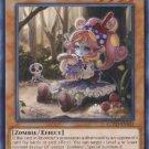 Yugioh Zombina (COTD-EN033) 1st edition near mint cards Common