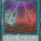 x3 Yugioh Harmonic Oscillation (CROS-EN063) 1st edition near mint card  FREE SHIPPING
