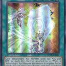 x3 Yugioh Hexatellarknight (DUEA-ENDE7)  Near mint cards Super Rare Holo FREE SHIPPING