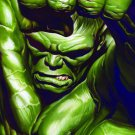 HULK #5 POSTER  BY ALEX ROSS  (2015)  MARVEL COMICS  24 x 36 inches