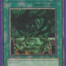 Yugioh Giant Trunade (SDJ-032) 1st edition near mint card Common