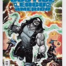 Justice League of America #13 (2017) near mint comic DC UNIVERSE REBIRTH (Variant Cover)
