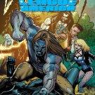 Justice League of America #9 DC Universe Rebirth Variant near mint comic (2017)