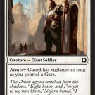 MTG Armory Guard (Return to Ravnica) near mint card Common Magic the Gathering