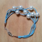 Pearls in the Sky Bracelet