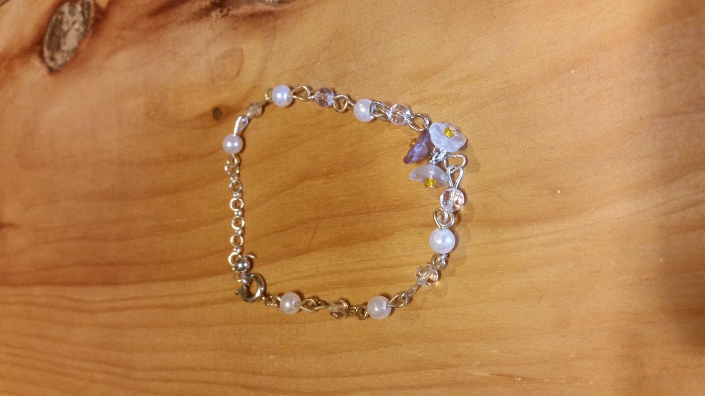 Pastel Petal Bracelet